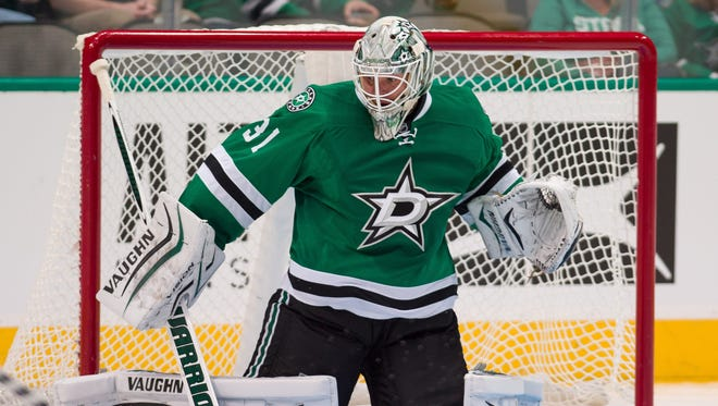 Antti Niemi notched his 33rd career shutout.
