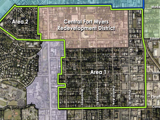 Fort Myers leaders gave initial approval Wednesday