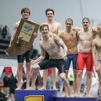 IHSAA boys swimming finals: Drew Kibler, Carmel dominate yet again
