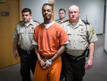 Man charged in Muncie slaying: 'I didn't do it'