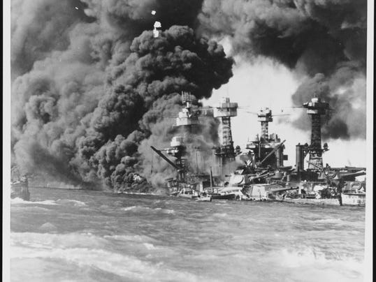 Pearl Harbor Oahu >> 75 years after Pearl Harbor, survivors remind U.S. of stakes and loss