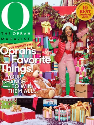 Oprah's favorite things for 2016.