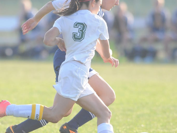 Soccer: Woodmore at Oak Harbor, Monday, Aug 18, 2014