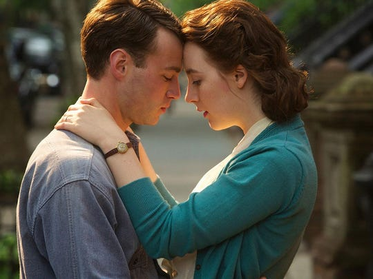 """Emory Cohen and Saoirse Ronan star in """"Brooklyn."""""""