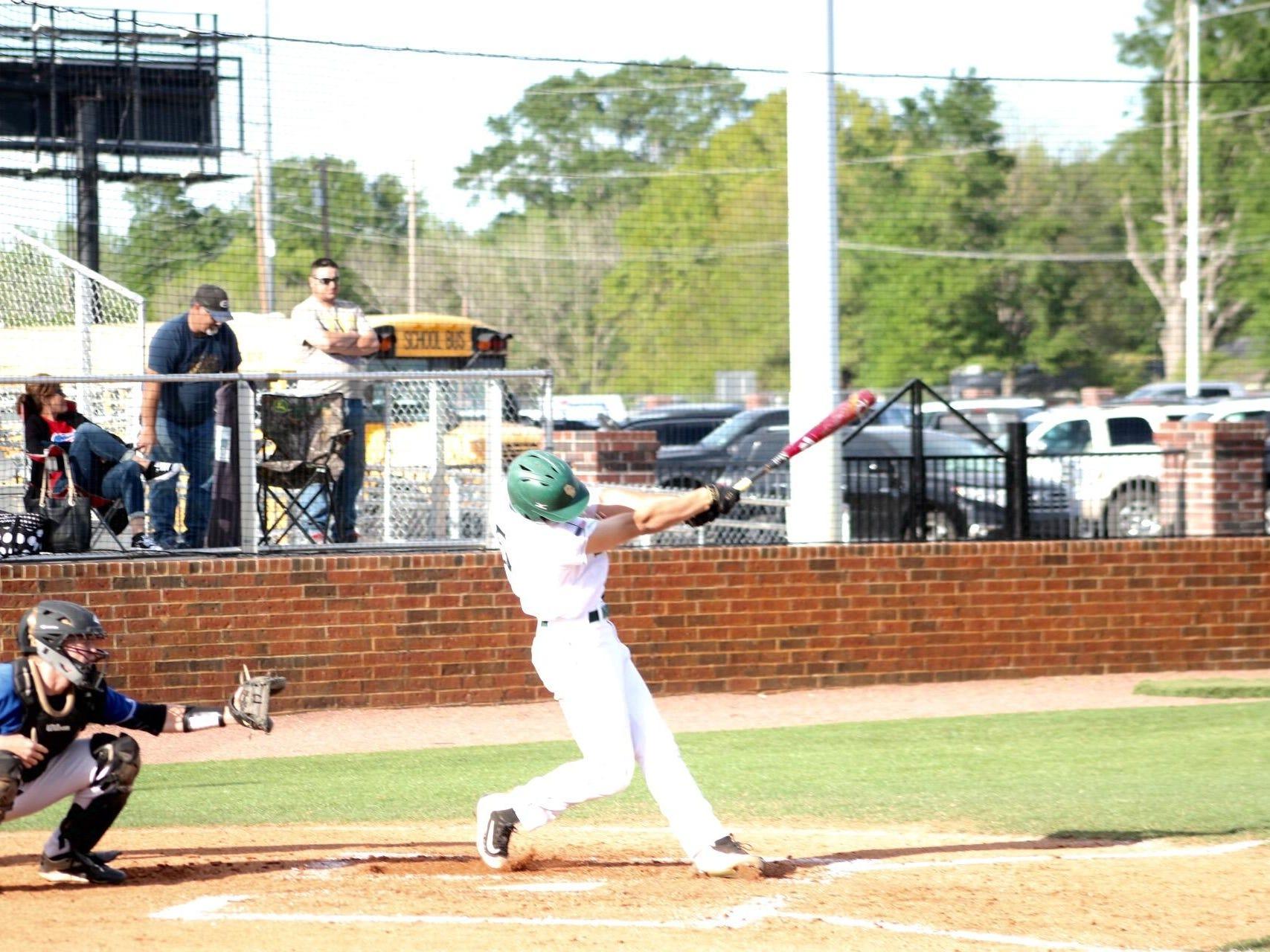 Ouachita Christian hosted Evangel Christian in baseball action Friday in Monroe.