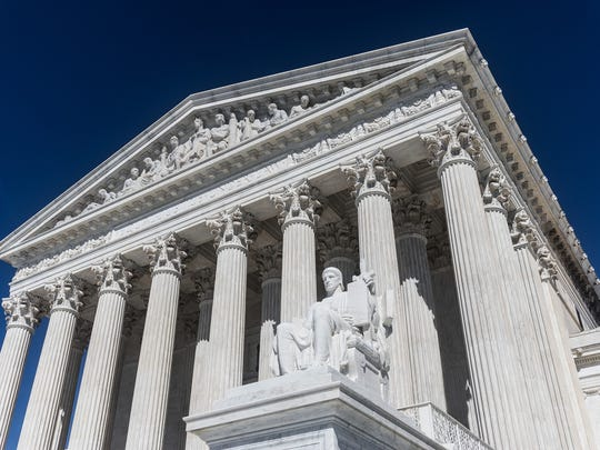 The Supreme Court justices will meet Nov. 30, 2018, to consider whether to hear one or more of the three cases on the scope of federal sex discrimination laws.