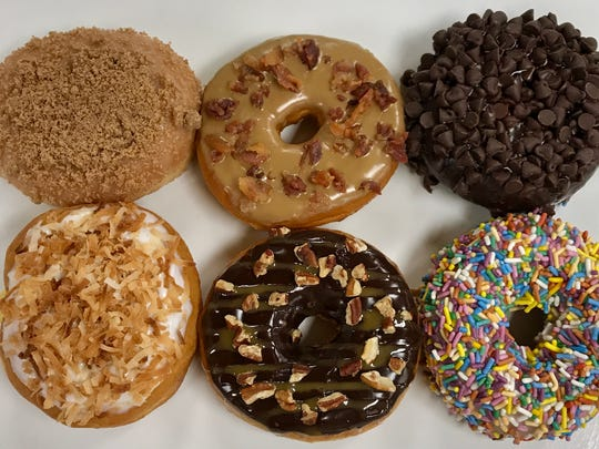 Wegmans will offer special flavors for National Doughnut Day.