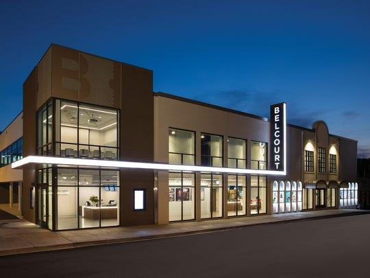 The Belcourt Theatre underwent nearly seven months