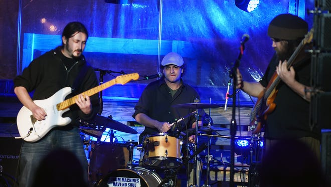 Lower Case Blues  will perform at the Pond in Rehoboth Beach on Sunday, Dec. 3.