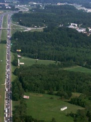 Bonnaroo arrived in 2002 with a traffic jam for the