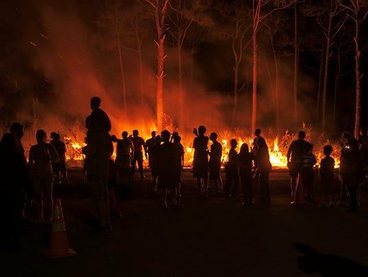 FIRE FEST Jonathan Dickinson State Park