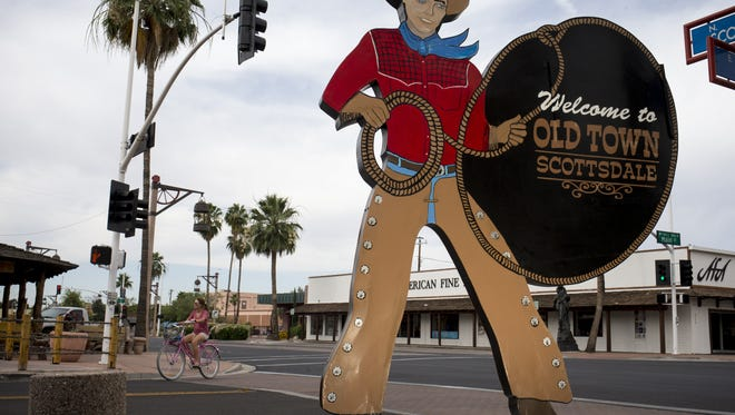 Some wish for Scottsdale to hang onto its Western charm.