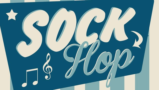The Sock Hop is Saturday as a fundraiser for Stop Light City playground.