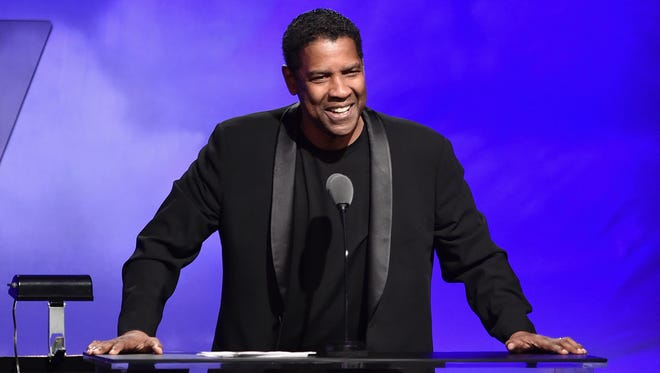Denzel Washington at 2016 Carousel Of Hope Ball Oct. 8, 2016 in Beverly Hills.
