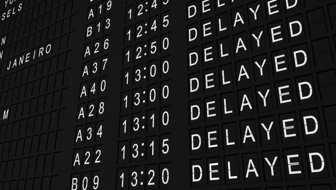 A study now in progress follows up on the findings of scientists at Dartmouth College, MIT and the University of Texas at Austin, which concluded that although the average flight delay is 15 minutes, this translates into an average half-hour holdup for passengers because of missed connections and cancellations.