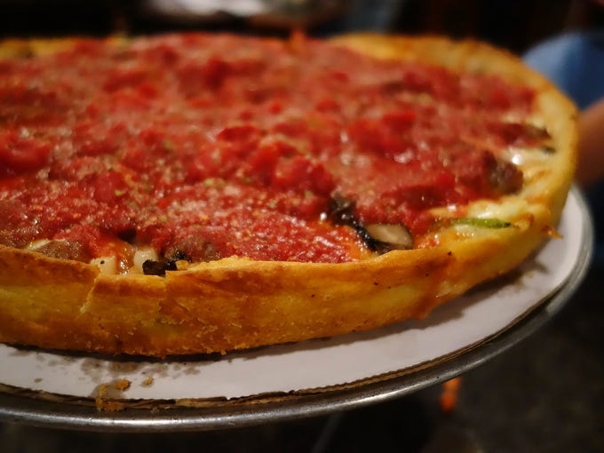 Buddyz A Chicago Pizzeria | Lost in the invasion of