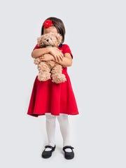 Dress up and enjoy Teddy Bear Tea.