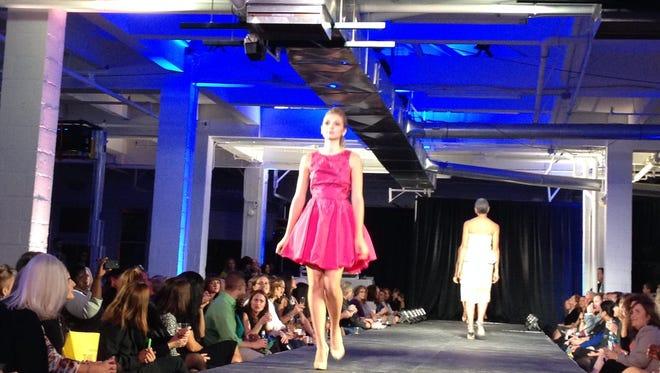 Fashion Week kicks off Oct. 13.