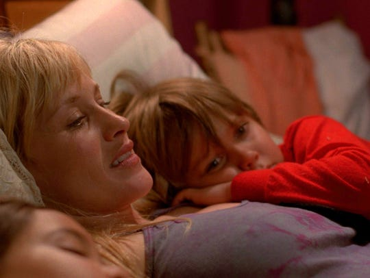 In 'Boyhood,' Patricia Arquette loves her kids -- but