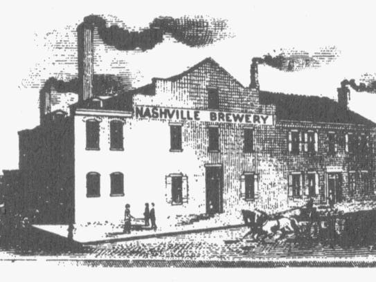 Scott Mertie is reviving a 19th century brewery with