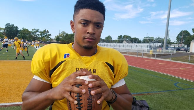 Rowan junior quarterback and Lawnside native Dante Pinckney knows his club must better its ball security if it hopes to survive a brutal stretch of the schedule.