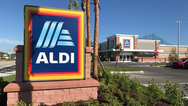 The Fort Pierce Aldi has its grand opening Thursday.