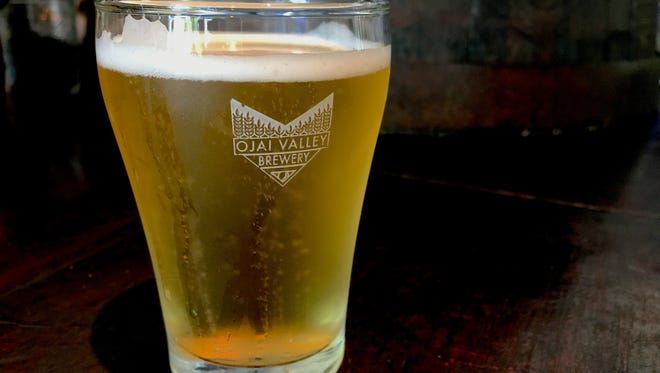 Ojai Valley Brewery will celebrate the first anniversary of its off-site taproom Sunday with a fundraiser for the Ojai Valley Land Conservancy and efforts to rebuild trails destroyed by the Thomas Fire.