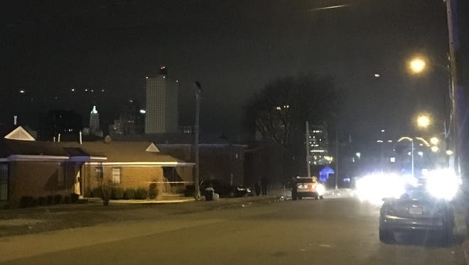 Memphis police were investigating the fatal shooting of a man near the Medical Center on Monday.