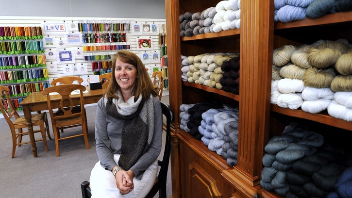 Handmade: The Wool & The Floss gets new owner