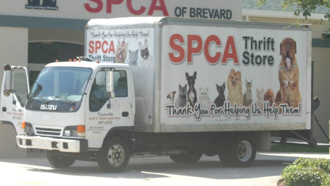 Two bed bugs were found at the SPCA Thrift Store in Titusville.