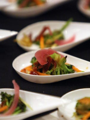 The Edison Chamber of Commerce's Taste of Middlesex will take place Monday at Pines Manor in Edison.