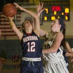 Mendham's Joey Meyers scores 1,000th point