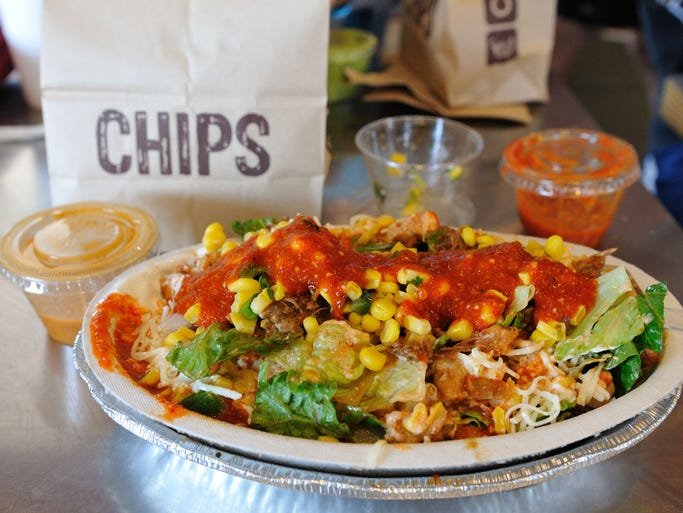 The votes have been tabulated, and The Daily Meal is pleased to announce the 15 best Tex-Mex chain restaurants in America. 1. Chipotle: Founder Steve Ells knew that he wanted to create a restaurant with affordable, fresh ingredients when he opened the first Chipotle store in Denver in 1993. What he didn't realize was how large and successful it would be, with more than 1,500 locations in four countries. Today, Ells leads a great effort to push for meat and produce to be raised responsibly. And if that weren't enough, Chipotle is delicious. They are famous for their burritos, burrito bowls and guacamole. The food is fresh and tasty, but the best part is that you know where all of the ingredients for your meal came from.