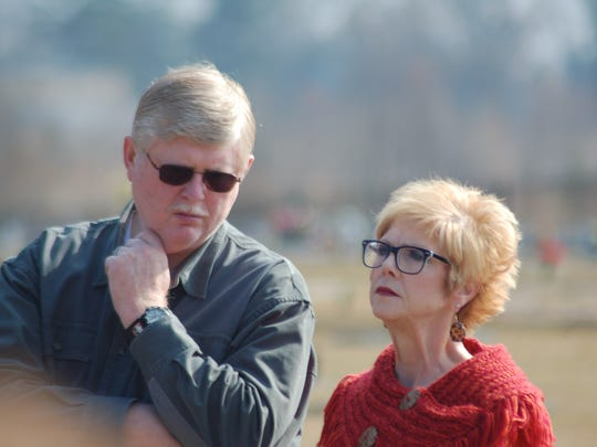 Tom and Roz Janway lost their only daughter, Wendi,