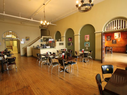 Gailey's Breakfast Cafe started out in a small space,