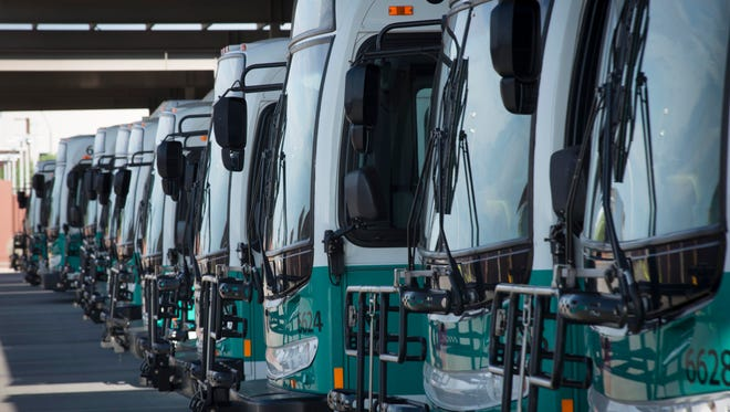 Phoenix bus routes could be affected by strikes if union, company don't reach agreement.