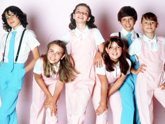 Timbiriche began life as a musical group aimed at adolescents.