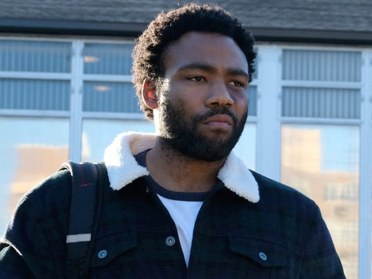 "Donald Glover as Earn in ""Atlanta"" on FX."