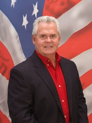 Candidate Tom Davis is running for Melbourne Beach town commissioner.