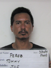 Tommy Joe Perez, 37