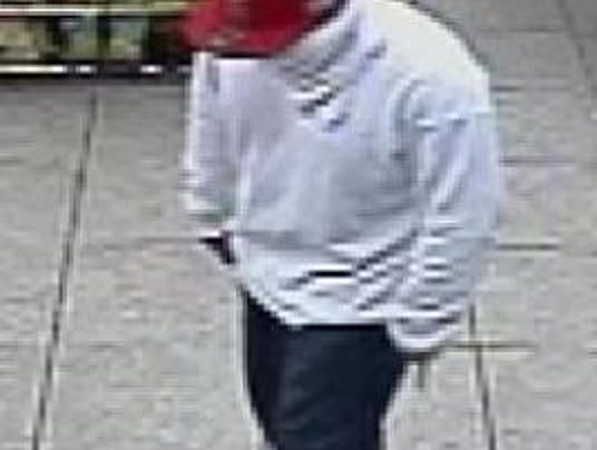 Lower Valley robbery suspect