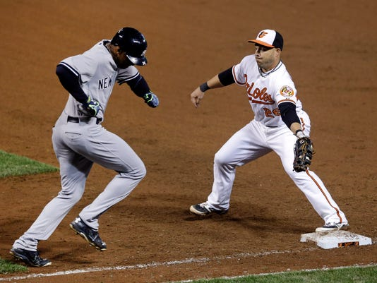 Chris Young, Steve Pearce