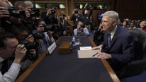 Gorsuch wore the face of someone accustomed to listening intently without betraying bias.
