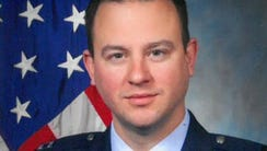 Air Force Capt. Paul J. Barbour