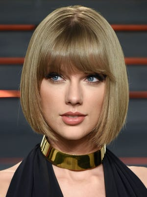 Taylor Swift is seeking $1 in damages in her countersuit against David Mueller, the former radio host she accuses of groping her.