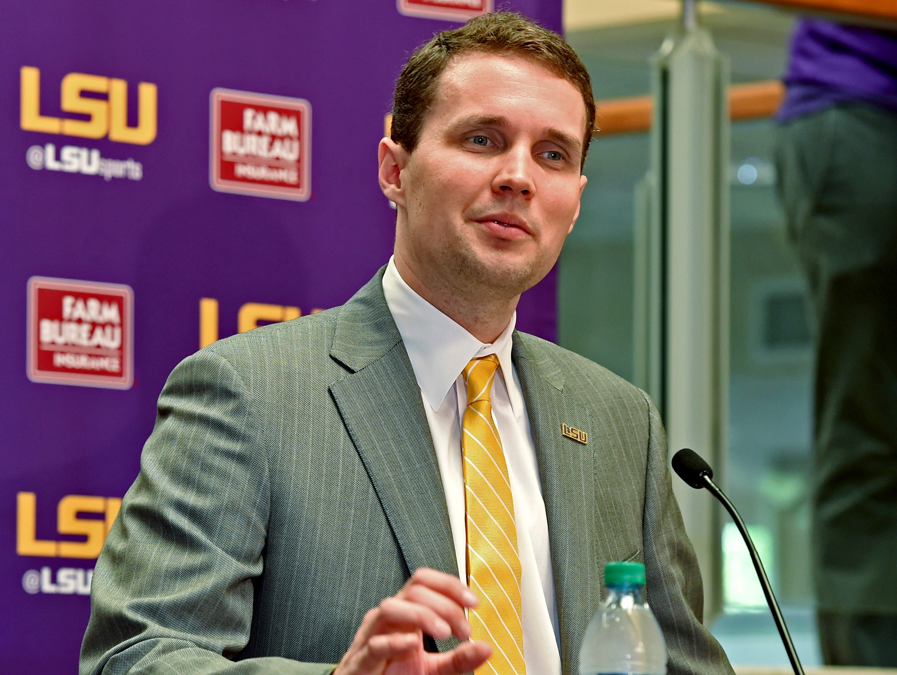 New LSU coach Will Wade landed a top prospect on Friday.