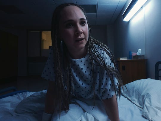 "Juno Temple stars in ""Unsane."""