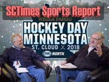 SCTimes Sports Report - Hockey Day Minnesota - 1.18.18