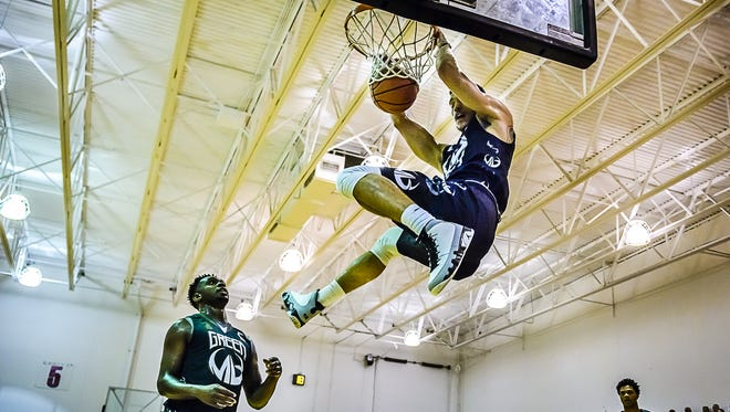 The Moneyball Pro-Am summer basketball league returns for its 14th season beginning Thursday. The league, which runs twice a week through Aug. 3 at Aim High, features players from Michigan State, including Miles Bridges and incoming freshmen Jaren Jackson Jr. and Xavier Tillman.