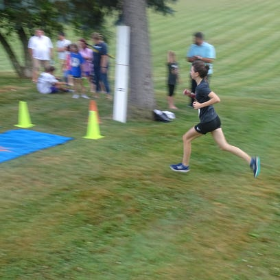 The Summer Cross Country Series was held Thursday at